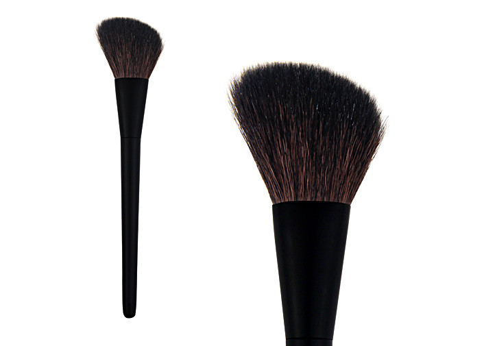 Professional Compact Makeup Slanted Blush Brush For Contouring Face